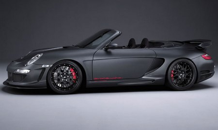 Gemballa Avalanche Roadster GTR600