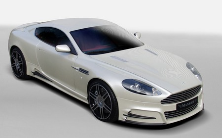 Aston Martin DB9 and Volante by Mansory