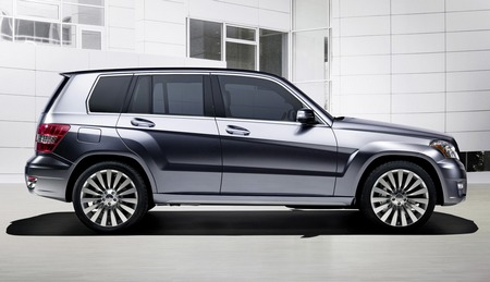 Mercedes-Benz GLK Townside